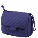 сумка для мамы Esspero Lucia, темно-синяя