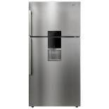 холодильник Daewoo FGK56EFG серебристый