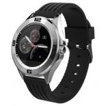 Умные часы Смарт-часы KREZ Blast SW06, черные