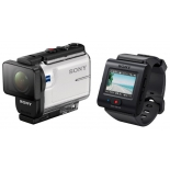 экшн-камера Sony HDR-AS300R, белая