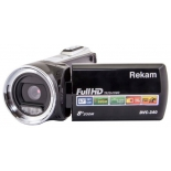 видеокамера Rekam DVC-340, черная