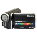 видеокамера Rekam DVC-540, черная
