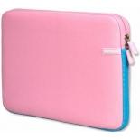 сумка для ноутбука Чехол PortCase KNP-14PN, розовый