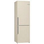 холодильник Bosch KGV 36XK2OR, бежевый