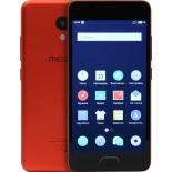 """Смартфон Meizu M5C  5"""" 2Gb/32GB красный, купить за 8 220руб."""