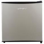 холодильник Shivaki SDR-052S, серебристый