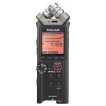 диктофон Tascam DR-22WL, черный