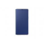 Чехол для смартфона Samsung Neon Flip Cover для Samsung Galaxy A8 (книжка), голубой, купить за 2 025руб.