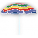 зонт садовый Торг-хаус Веселый (d180 см) складной