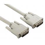 кабель (шнур) Hama H-20156 (DVI-D DL, MM, 1.8 м)
