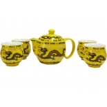 набор посуды TimA НЧФ-141 Дракон на желтом (чайный)
