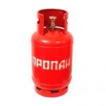 баллон газовый бытовой Беларусь 27 литров, красный
