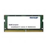 модуль памяти Patriot PSD416G24002S (DDR4, SODIMM, 16Gb, 2400MHz)