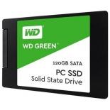 жесткий диск WD WDS120G2G0A 120GB (ssd)