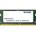модуль памяти Patriot PSD44G213341S (DDR4, SODIMM, 4Gb, 2133MHz)