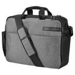 сумка для ноутбука HP Signature II Topload 15.6, серая с черным