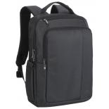 сумка для ноутбука Рюкзак Rivacase 8262, черный
