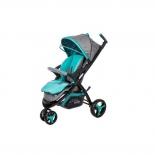 коляска Liko Baby BT-1218B, серая