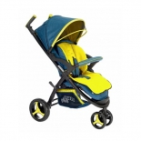 коляска Liko Baby BT-1218B, jeans