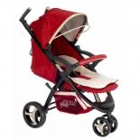 коляска Liko Baby BT-1218B, кирпичная