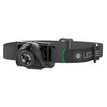 фонарь LED Lenser MH6 черный (501502)