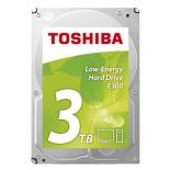 жесткий диск Toshiba HDWA130UZSVA (E300, 3Tb, 3.5'', SATA3, 5940rpm)