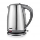 чайник электрический BBK EK1706S , нержавеющая сталь-серый