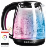 чайник электрический Redmond RK-G201S, черный