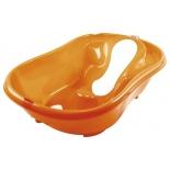 товар для детей Ванночка Baby Ok Onda Evolution 45, оранжевая
