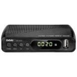 tv-тюнер BBK SMP145HDT2, темно-серый