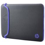 сумка для ноутбука Чехол HP Chroma 15.6 V5C32AA, серый