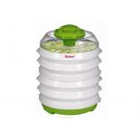 сушилка для овощей и фруктов Saturn ST-FP0112-10, зелено-белый