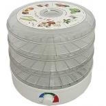 сушилка для овощей и фруктов Ветерок ЭСОФ-0,5/220 (3 решетки), белая