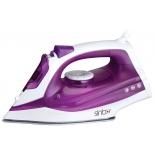 Утюг Sinbo SSI 6619 фиолетово-белый