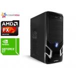 CompYou Home PC H557 (CY.561044.H557), купить за 15 790 руб.