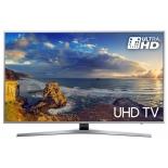 телевизор Samsung UE40MU6400UXRU, серебристый