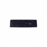 клавиатура Perfeo CLASSIC стандартная, USB, чёрная [PF-6106-USB]