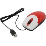 мышка Genius NetScroll 120 V2 красная