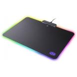 коврик для мышки Cooler Master RGB Hard Gaming MPA-MP720, с подсветкой
