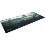 коврик для мышки Qumo Dead Navy (22483)