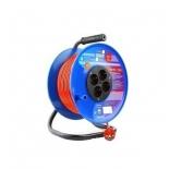 удлинительный кабель PowerCube PC-BG4-K-50 оранжево-синий