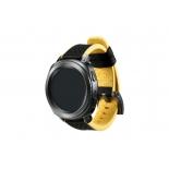 ремешок для умных часов Samsung Galaxy Gear Sport Hybrid Sport, желтый
