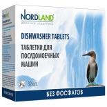 средство для мытья посуды Nordland (810605) Таблетки для посудомоечной машины