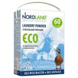 средство для стирки Nordland ECO, порошок (4.5 кг)