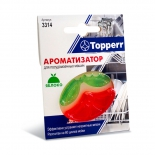 аксессуар для посудомойки Ароматизатор Topperr 3314, яблоко