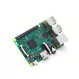 мини-компьютер Raspberry Pi 3 Model B 1Gb, WiFi, Bluetooth