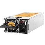 блок питания HP 800W Flex Slot Platinum Hot Plug Power Supply Kit (720479-B21)