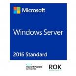 ос windows HPE (871159-A21) Microsoft Server 2016