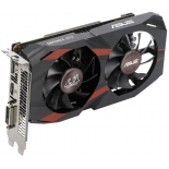 видеокарта GeForce ASUS GeForce GTX 1050 Ti 1303Mhz PCI-E 3.0 4096Mb 7008Mhz 128 bit DVI HDMI HDCP Cerberus (CERBERUS-GTX1050TI-A4G)