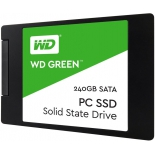 жесткий диск WD Green WDS240G2G0A, ssd 240GB